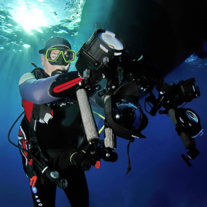 Fefe underwater foto © Atko