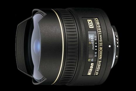 Nikon 10,5 mm f2,8G ED