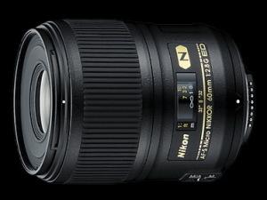 Nikon 60 mm f2,8 G ED