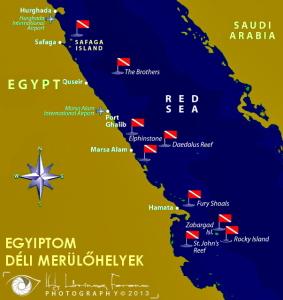 Red Sea dél LF