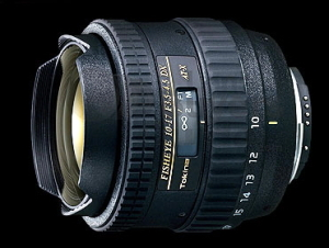 Tokina 10-17mm AT-X Pro black